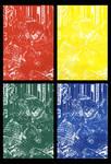 Four Color Samurai