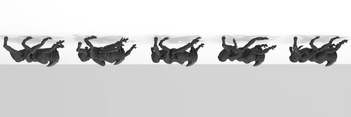 Cadonex Crawl Cycle by AlexCFriend