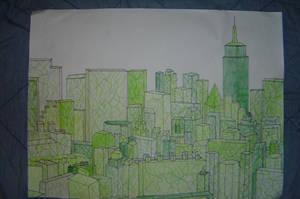 Urban Overgrowth