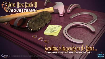 Virtual Horse Ranch 3D - Equestrian! - Promo Ad