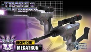 Decepticon Leader, Megatron