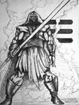 Darth Maul by Sketchwell