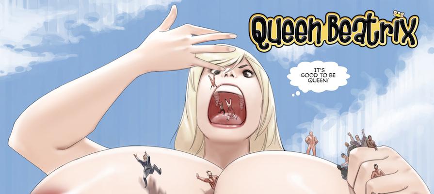Vore Fan Comics By Macromega On DeviantArt