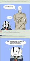 Ask Sans and Gaster - 3