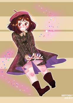 Little Misfortune - Glitter!