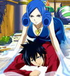 Gray and Juvia - Fairy Tail
