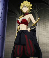 Dimaria Yesta - Fairy Tail by Berg-anime