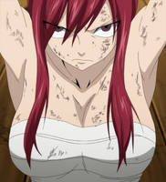 Erza Scarlet - Fairy Tail Final Series ep 24