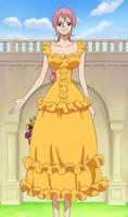 Rebecca - One Piece ep 884