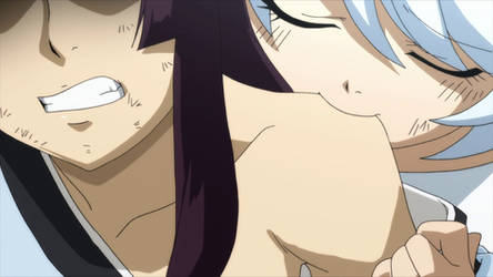 Kagura and Yukino - Fairy Tail Final Series ep 34 by Berg-anime