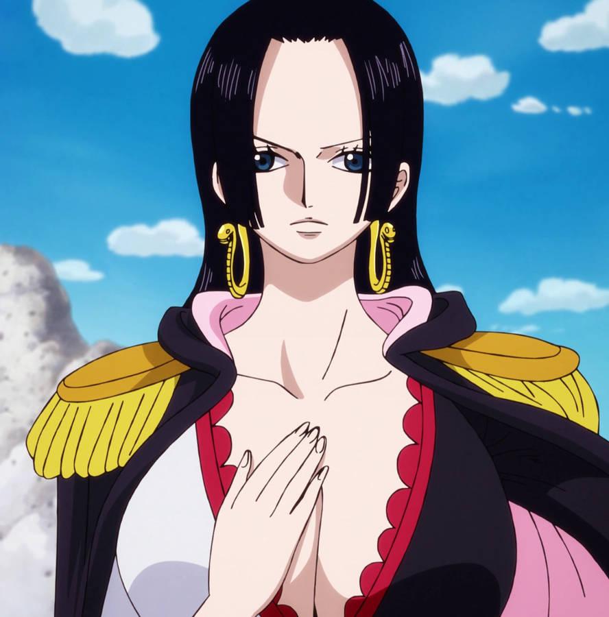 Boa Hancock - One Piece ep 896 by Berg-anime on DeviantArt