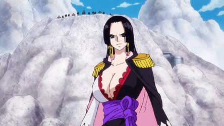 Boa Hancock - One Piece episode 896