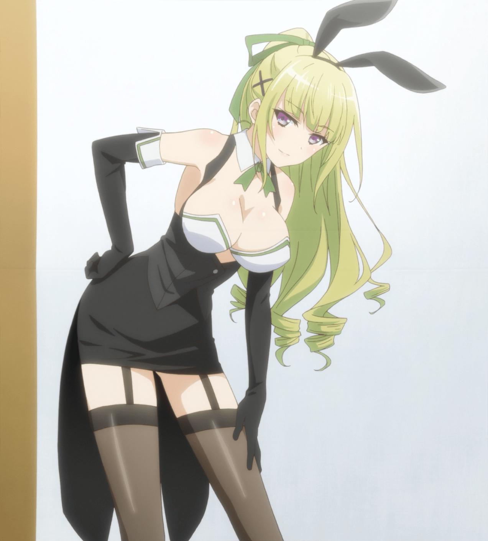 Keine Kanzaki bunny - Choujin Koukousei ep 5