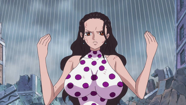 Viola in ep 731 - One Piece
