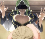 Witch Regret stitch - Edens Zero ep 8 by Berg-anime