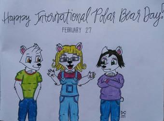Happy International Polar Day 2019 by BrownbearEdurardo