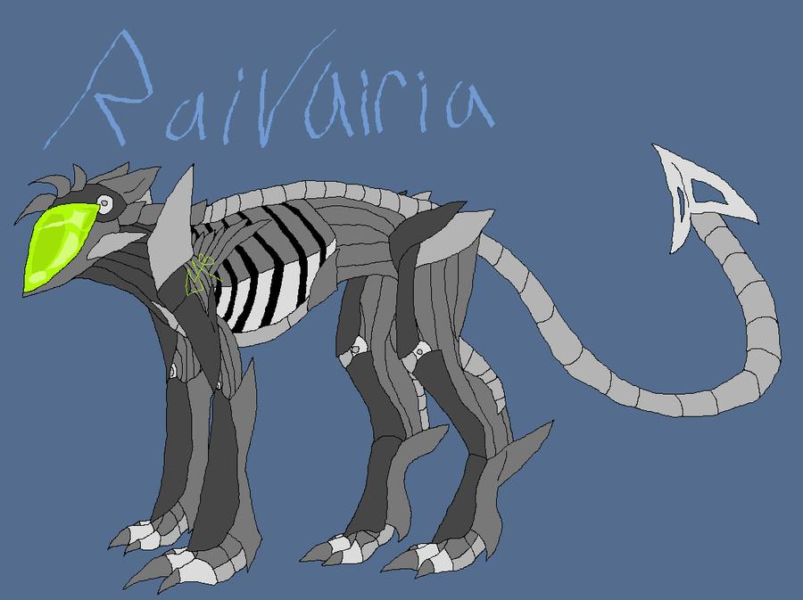 Raivairia by Incyray