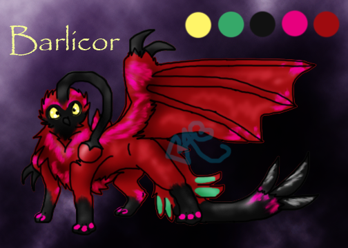 Barlicor Ref by Incyray