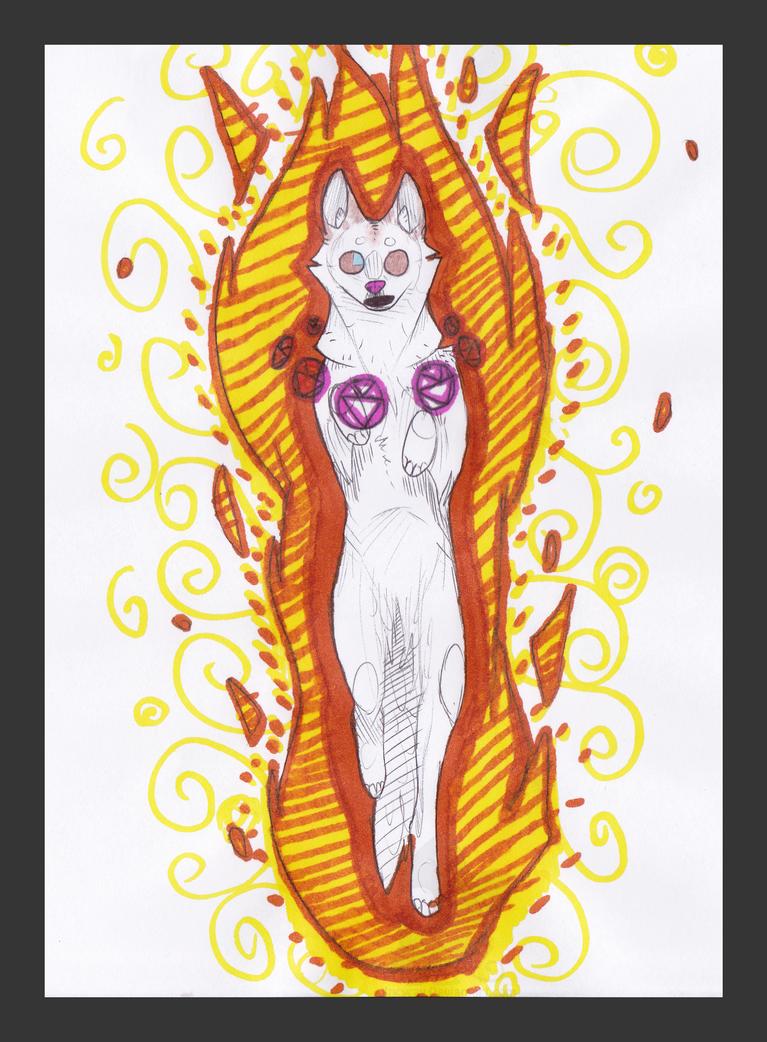 Goddess Of Love by Incyray
