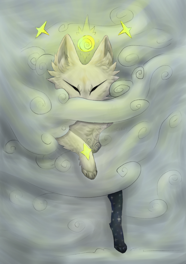 Gentle Mist by Incyray
