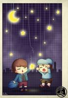 Stars by LauraSan