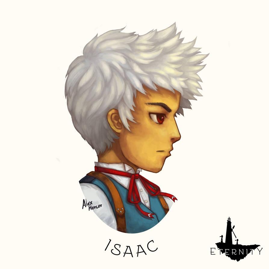 Eternity - Isaac