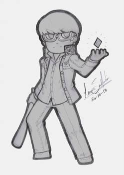 Persona 4 Protagonist
