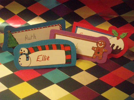 Name Cards 2