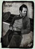 Henry Fonda Speed Paint