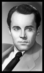 A Young Henry Fonda by DJCoulz