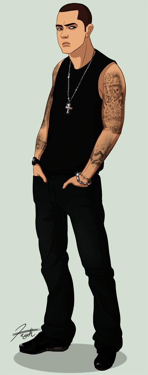 Eminem by DJCoulz