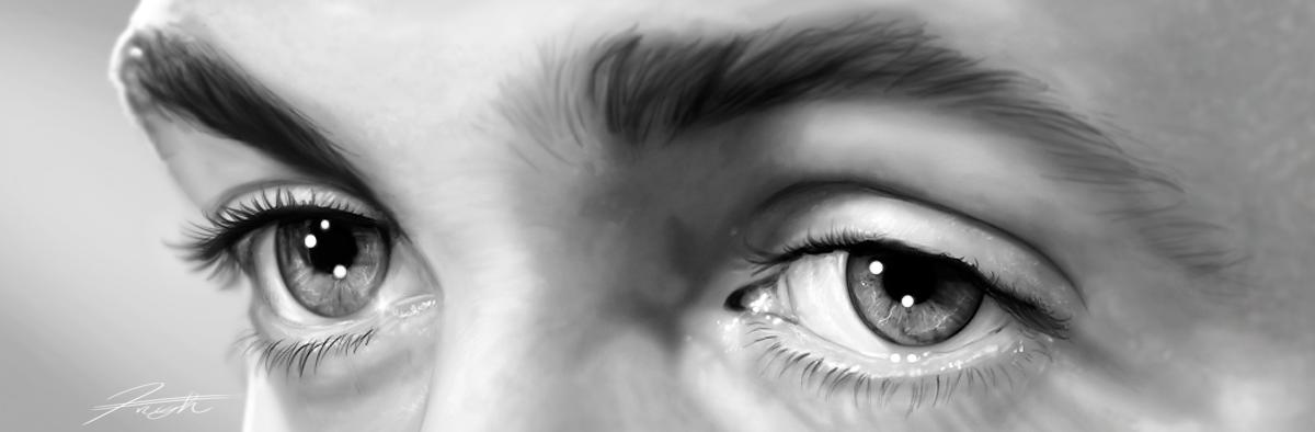 The Eyes of Jimmy Stewart by DJCoulz