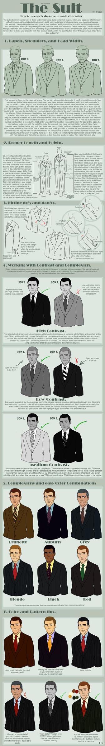 DJ Coulz Suit Tutorial: BASICS by DJCoulz
