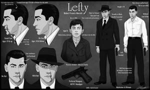 Robert 'Lefty' Francis Moretti