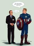 Cap 'n Coulson - Collab