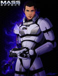 Mass Effect: Commander Arless Shepard