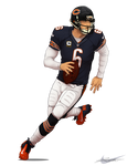 Chicago Bears- Jay Cutler 6