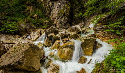 Mary's Waterfall by MattRiggPhotography