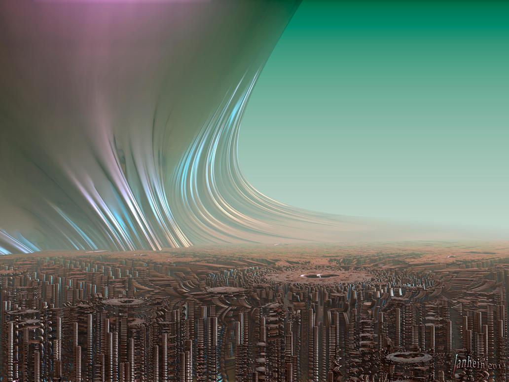 Tsunami by janhein