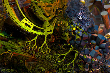 Fractal Avalanche by janhein