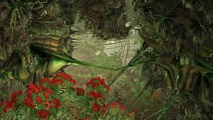 Fractal Jungle by janhein