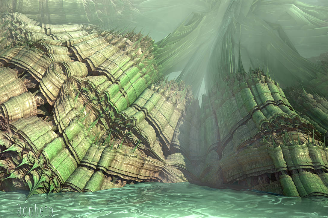Sinking by janhein