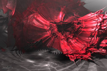Intimidating Red by janhein