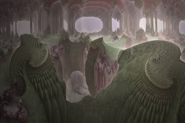 Surreal Landscape by janhein