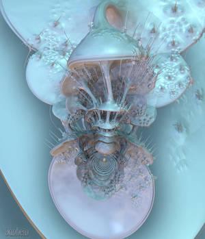 Delicate porcelain