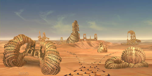 the Persistence of Fractal Forms