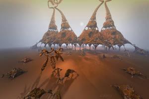 Cantor's desert creatures