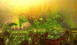 Abundant organic chaos
