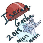 Iserafi Gacha Event by MoonlitAfterdark