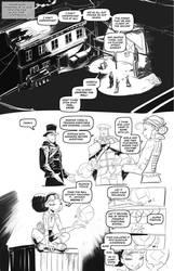 Steamwars Strip #0002 of 12 by FredGDPerry